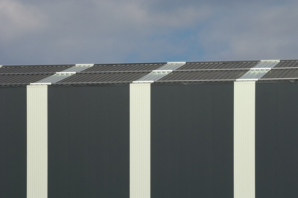 Metal Panels for Roofs - Trimoterm SNV