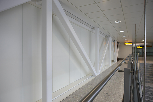 Qbiss One Internal Ceiling