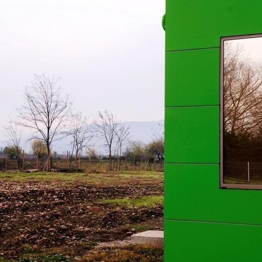 Eterplac en las Oficinas Agrícolas Abud - Pizarreño / Etex Chile