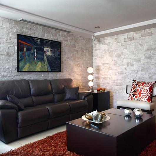 Piedra residencial - Risco Blanca / Metaldesign