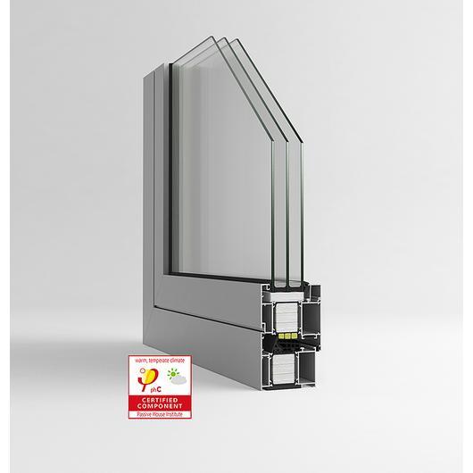 Ventana de aluminio Strugal S82RP / Strugal