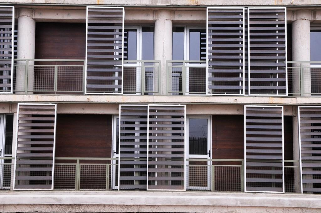 Eterplac y Permanit en los bloque de vivienda Social Paniahue