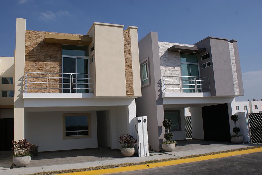 Piedra residencial - Risco Marrón