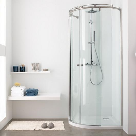 Mampara shower door - Vitra / Porcelanosa Grupo