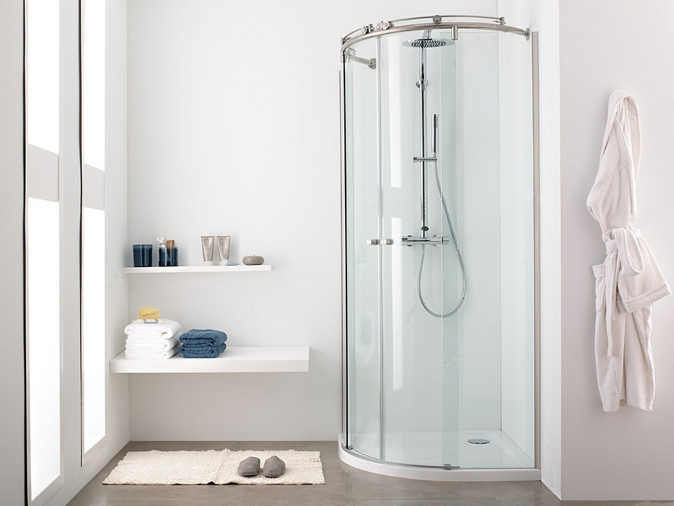 Mampara shower door - Vitra