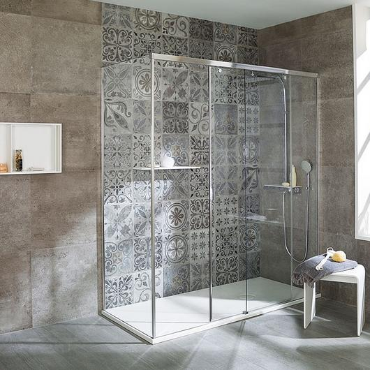 Mampara shower door - S-Line / Porcelanosa Grupo