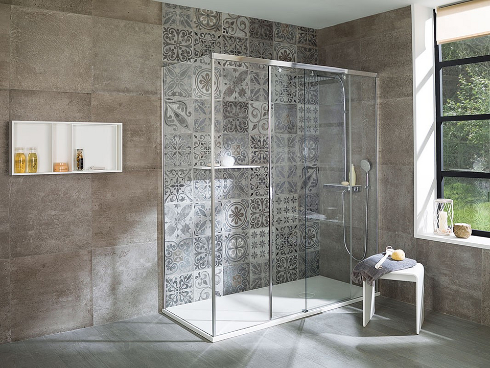 Mampara shower door - S-Line