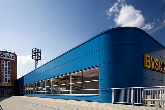 BVSC Swimming Pool Facilities
