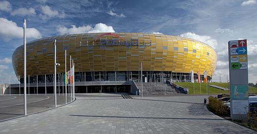 Football Stadium PGE Arena