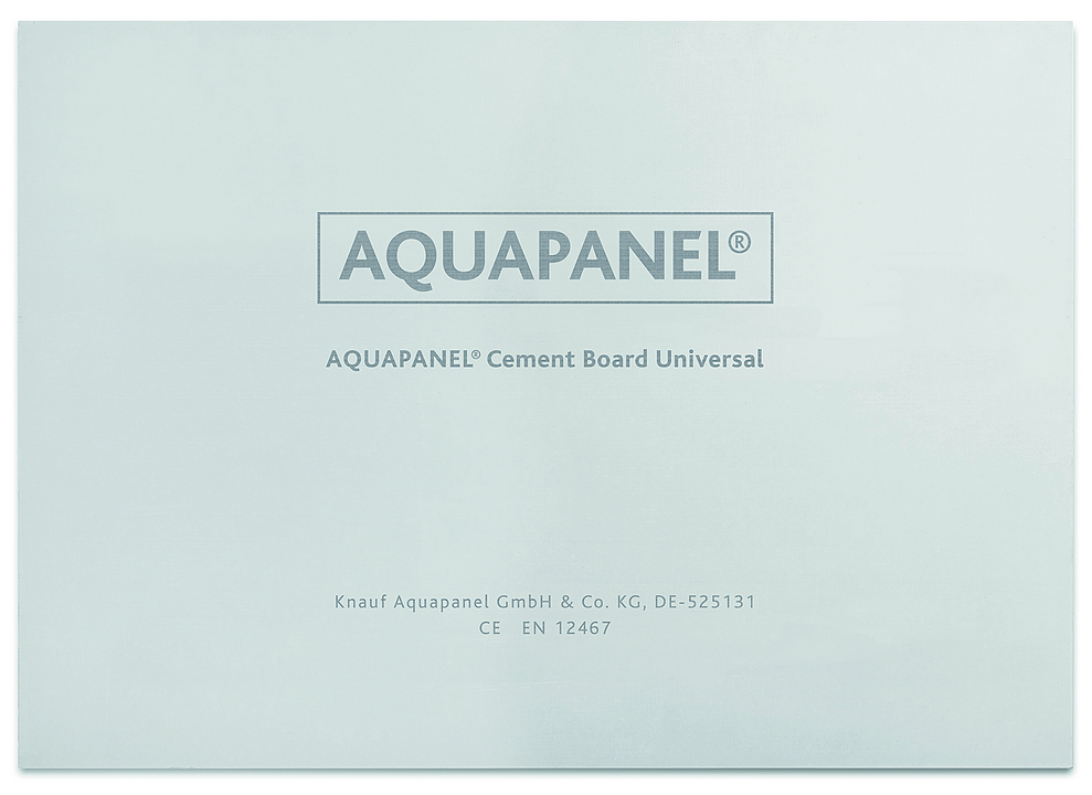 Placa de cemento- Aquapanel® Universal
