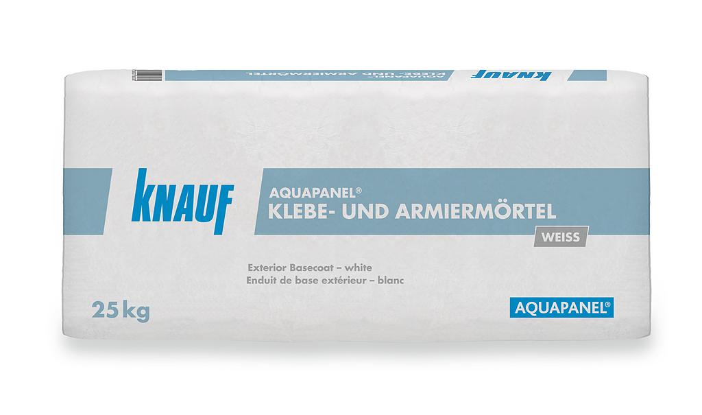 Mortero superficial blanco - Aquapanel® Outdoor