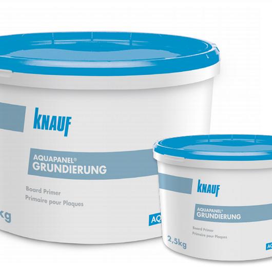 Imprimante para placas - Aquapanel® / Knauf