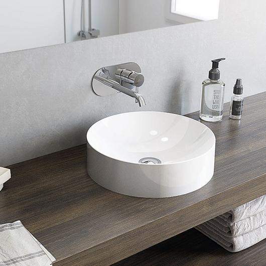 Lavamanos antibacterial - KrionShell® Elements / Porcelanosa Grupo