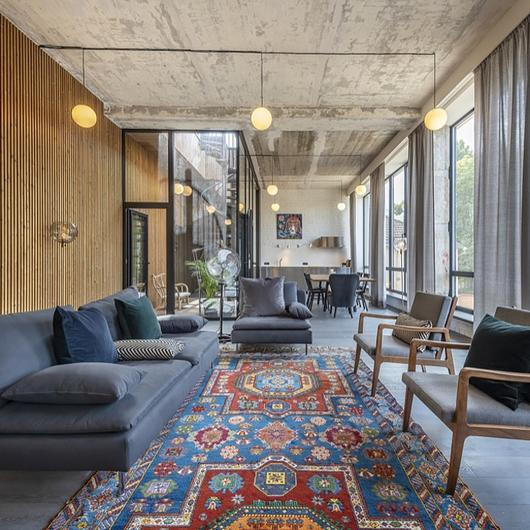 How to Use Thermowood in Interiors / Lunawood