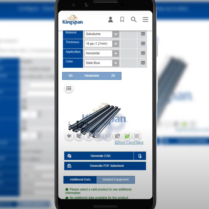 Digital Delivery Design Tool -  MorinBIM Configurator