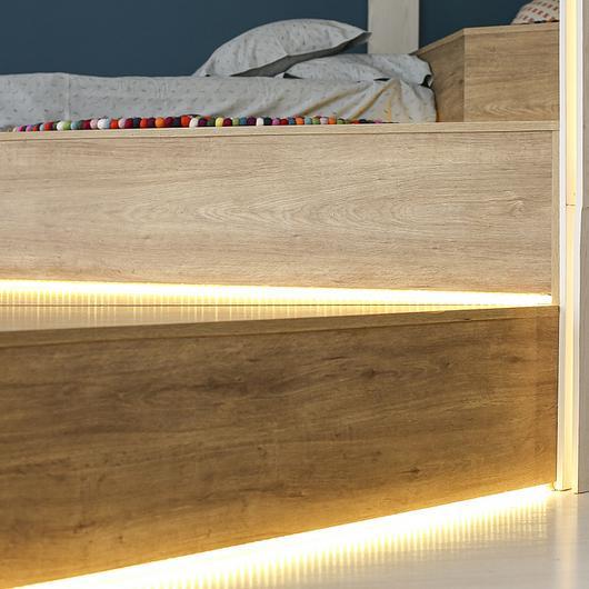 Sistemas de iluminación / Masisa