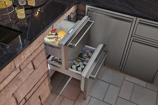Refrigeración Integrada Bajo Cubierta | ID-24R(O)