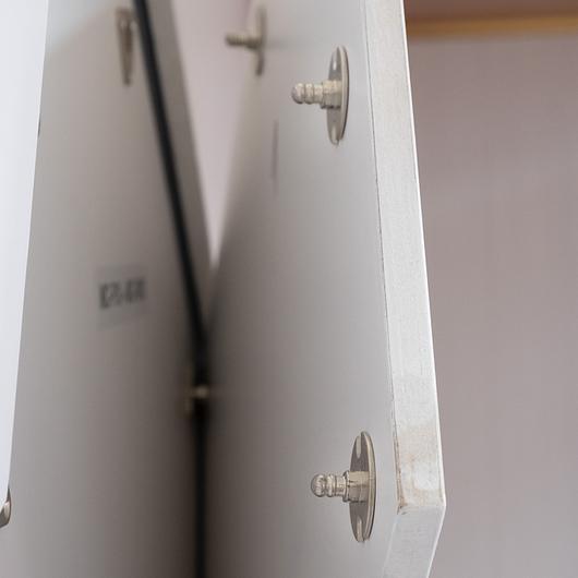 Heavy Panel Fastener - Metal Range