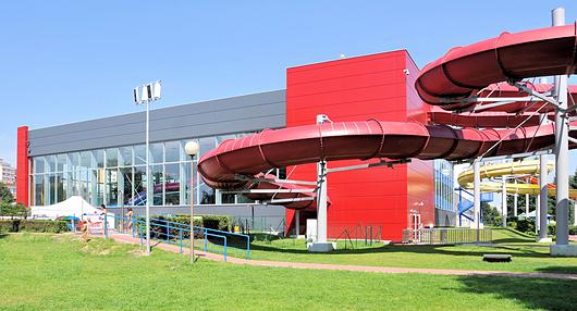 Pardubice Swimming Pool Complex