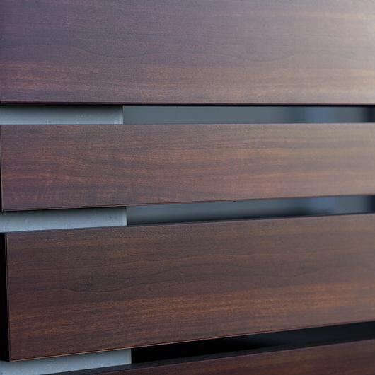 "Aluminum Battens - Link & Lock - 6"" / Longboard®"