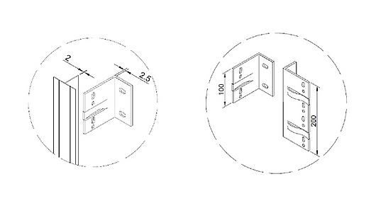Painéis para Fachadas EQUITONE | Componentes