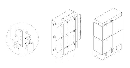 Painéis para Fachadas EQUITONE | Instalação