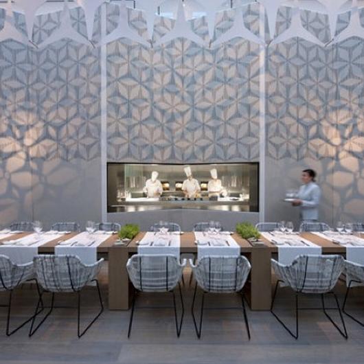 Furnishing Mandarin Oriental Barcelona / B&B Italia