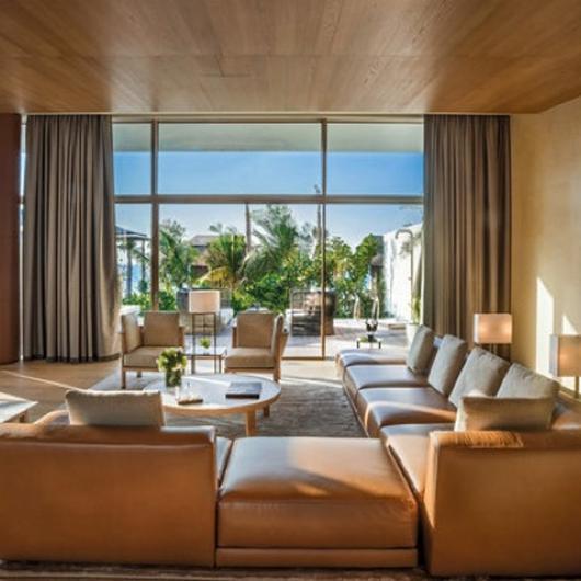 Furnishing Bvlgari Resort Dubai / B&B Italia