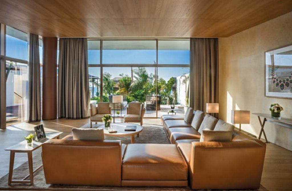 Furnishing Bvlgari Resort Dubai