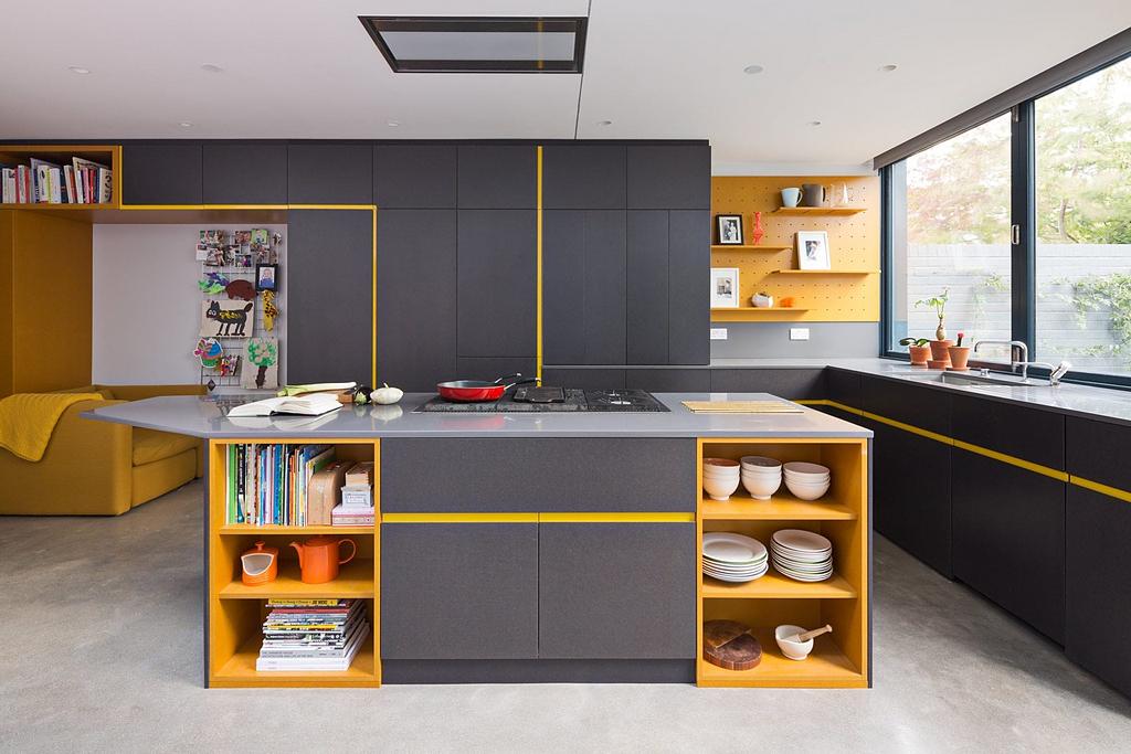 Wood Fiber Kitchens - Valchromat