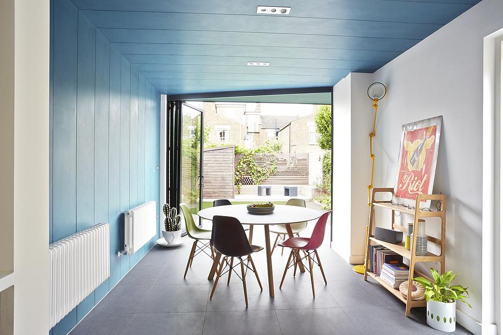 Wood Fiber Panels - False Ceilings and Floors