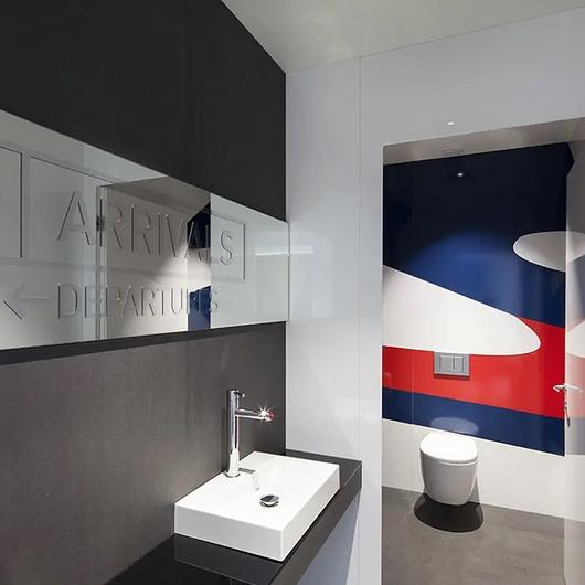 Wood Fiber Bathrooms - Valchromat