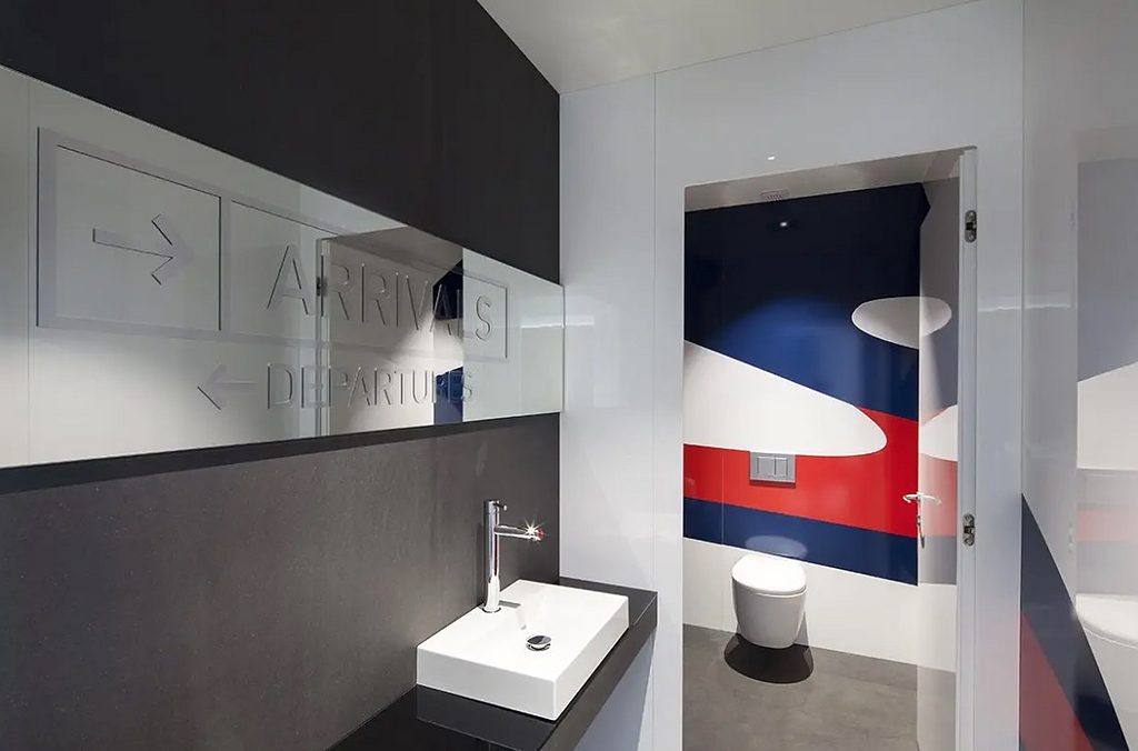 Wood Fiber Bathrooms - Valchromat