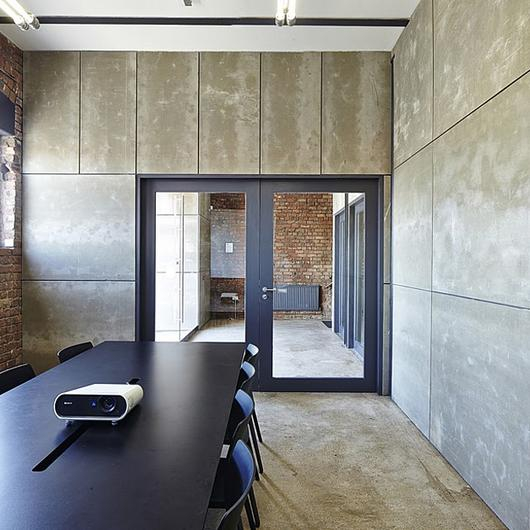 Particle Board Partition Walls - Viroc