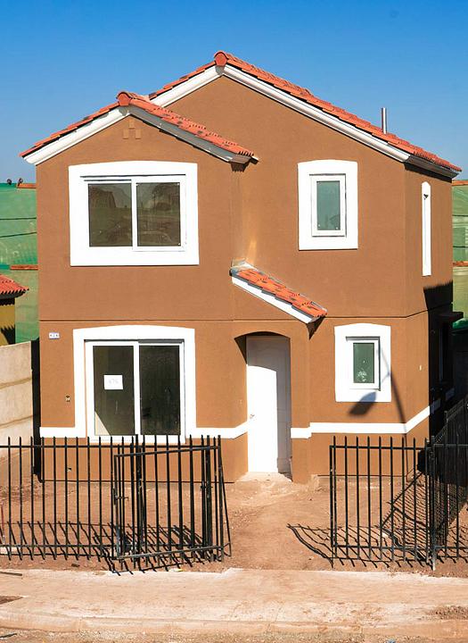 Terminaciones Permanit – Sistema para fachadas de Render Directo
