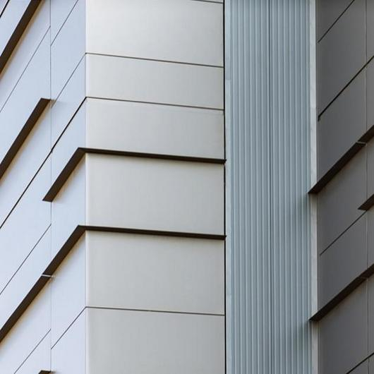 Façade Accent - Accent Fin™ / Kingspan Insulated Panels