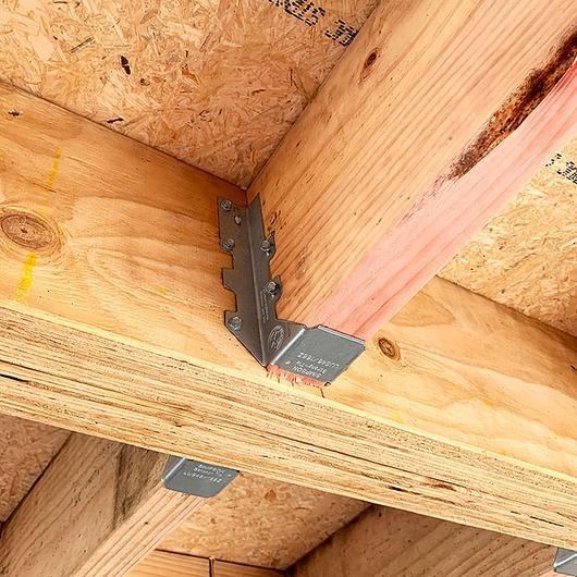 Soportes para vigas de madera
