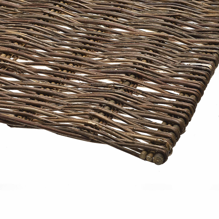 Handwoven Panel - Natural Willow