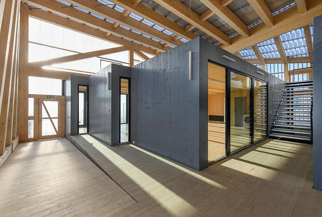 Modular Timber Construction Services