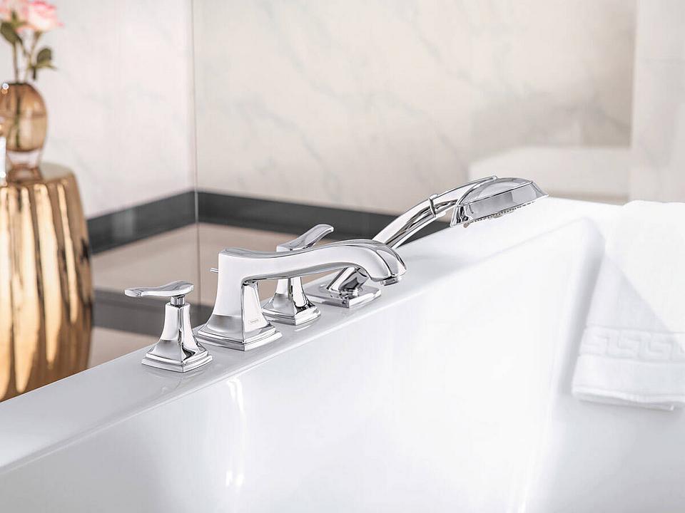 Bathroom Mixers - Metropol Classic