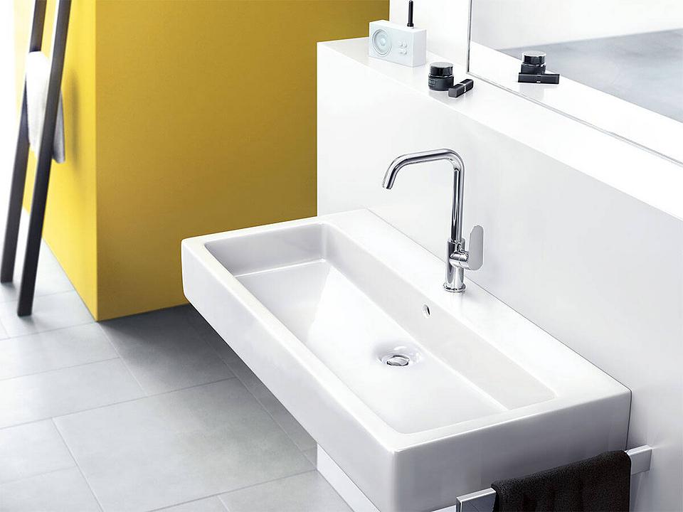 Bathroom Mixers - Focus