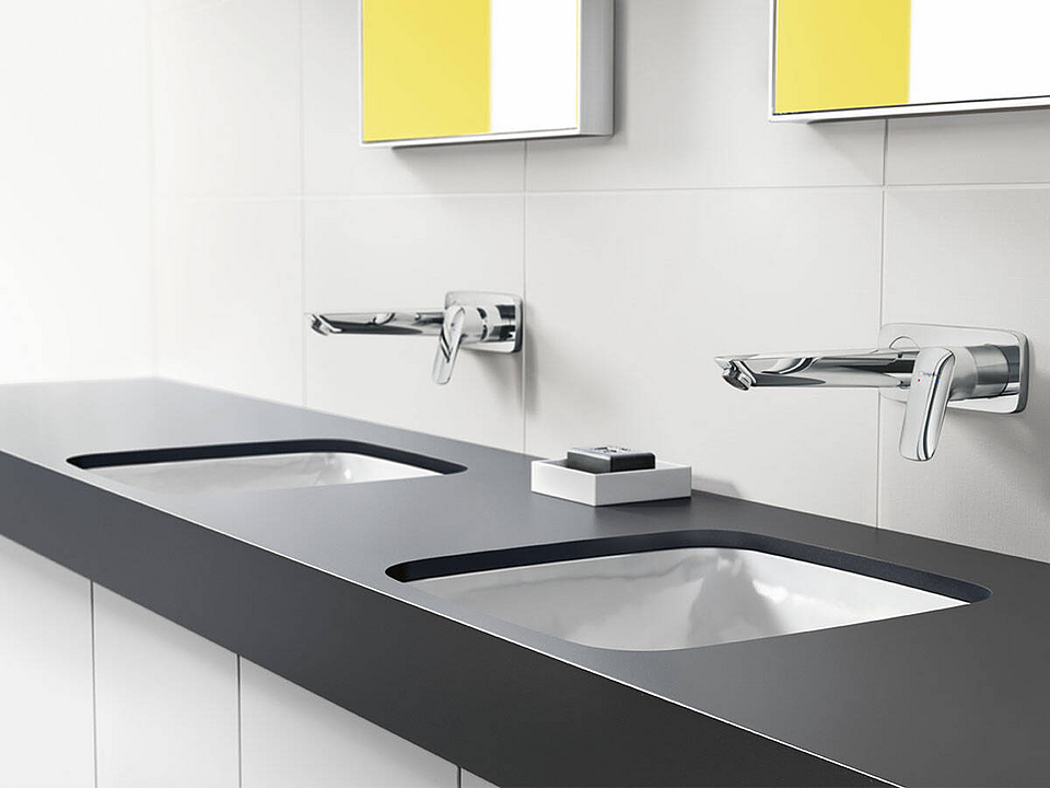 Bathroom Mixers - Logis