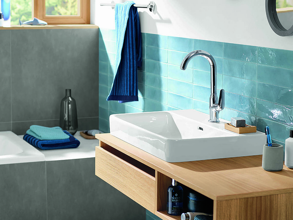 Bathroom Mixers - Novus