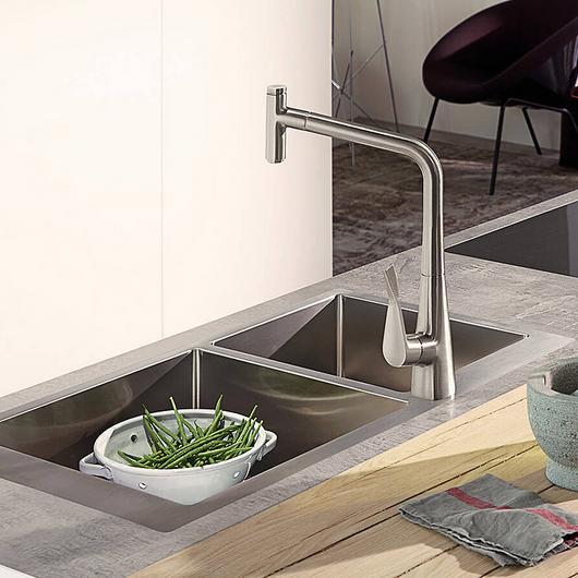Kitchen Mixers - Metris Select M71