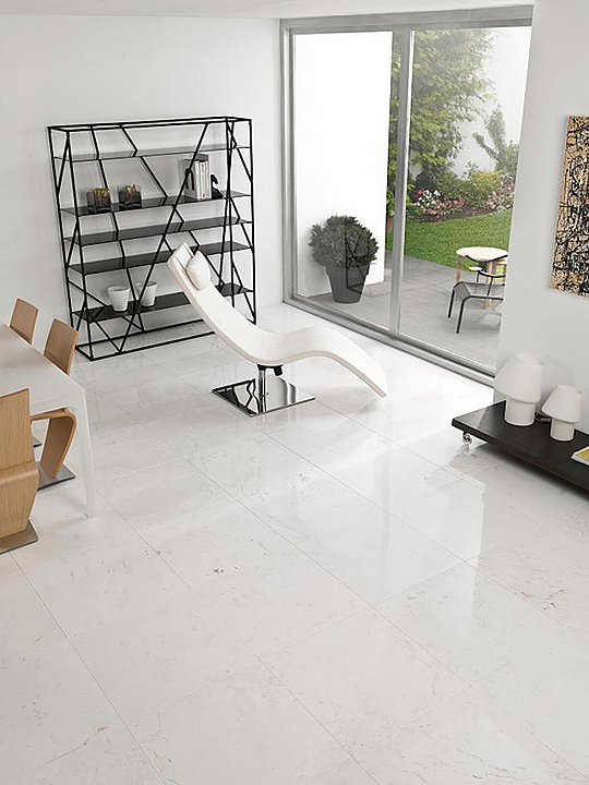 Revestimiento de piedra natural - Persian White