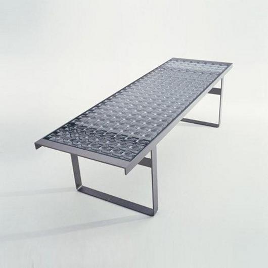 Dining Table - Lens TL230/TL271 / B&B Italia