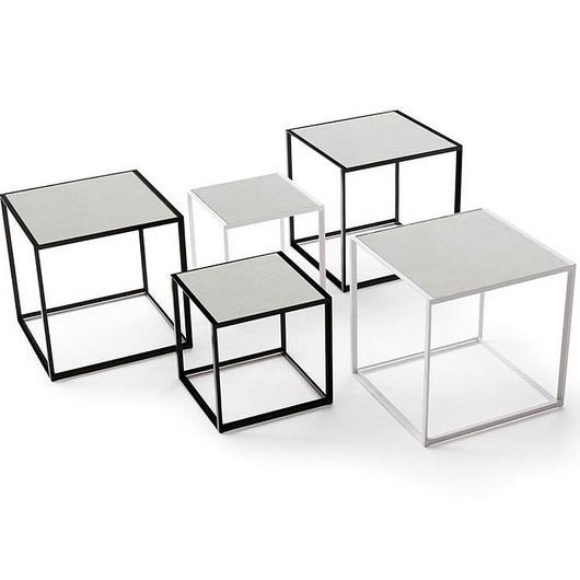 Side Tables - Canasta'13 / B&B Italia