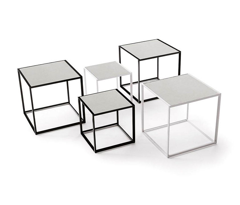 Side Tables - Canasta'13