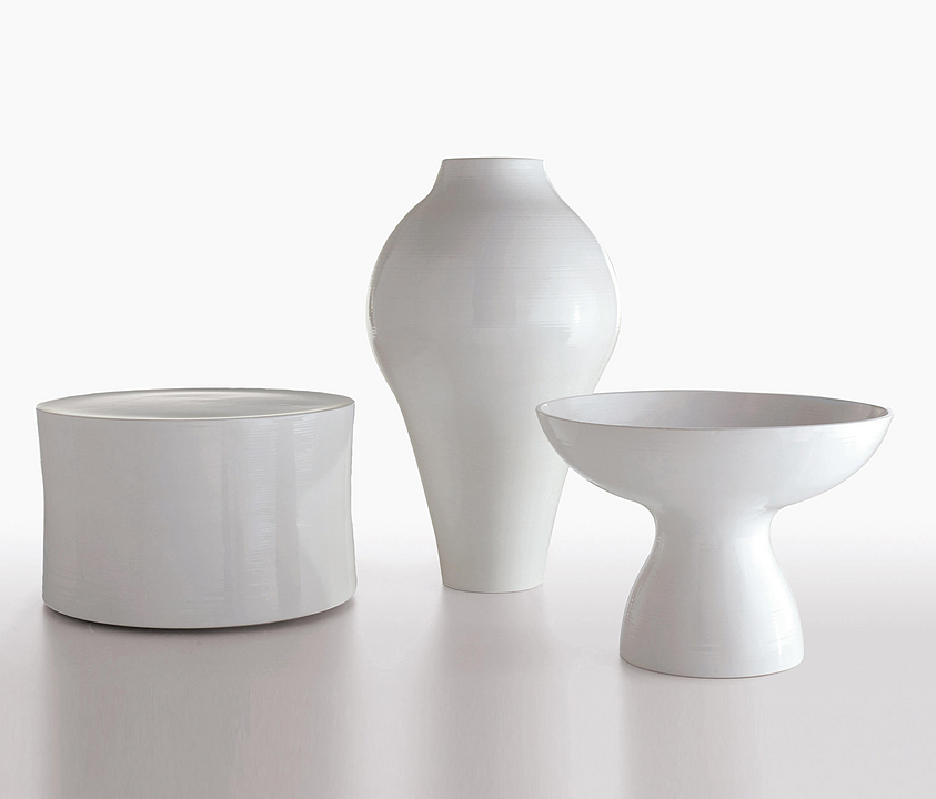 Vase - White Collection
