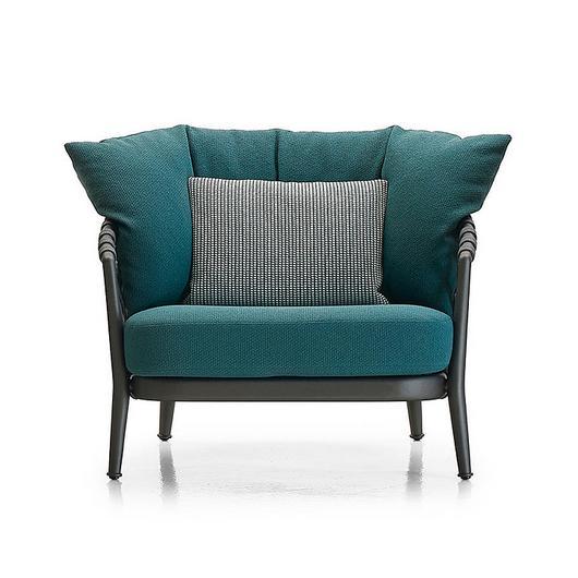 Outdoor Armchair - Erica / B&B Italia